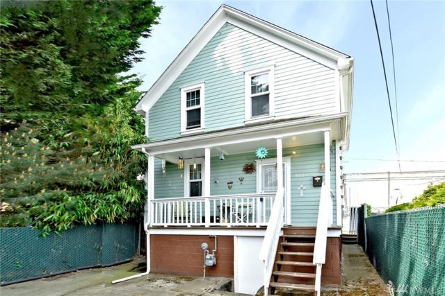 912 S J St B, Tacoma, WA 98405 (#1292009) :: Real Estate Solutions Group