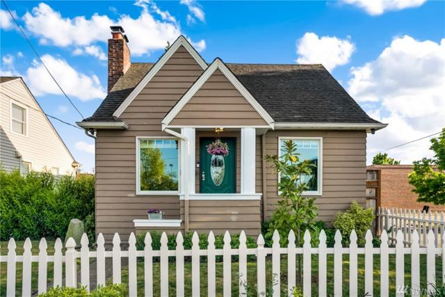 1481 NW 83rd St, Seattle, WA 98117 (#1292147) :: The DiBello Real Estate Group