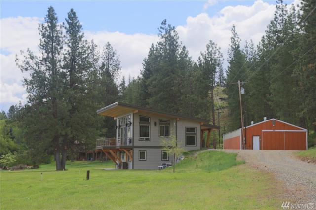 19666 Highway 20, Winthrop, WA 98862 (#1292214) :: Better Homes and Gardens Real Estate McKenzie Group