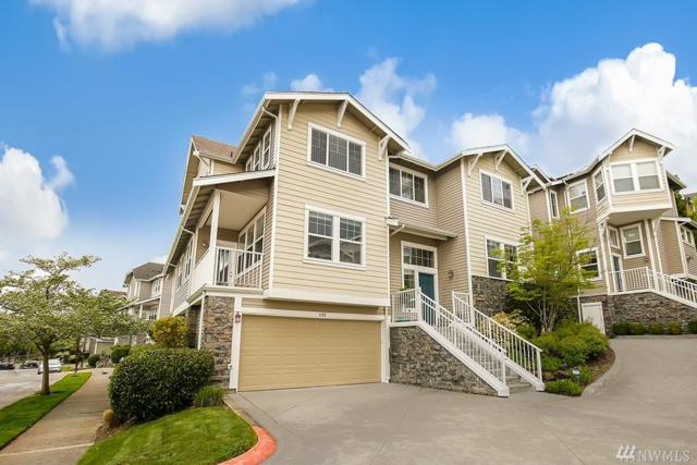 1601 NE Katsura St #602, Issaquah, WA 98029 (#1292236) :: The DiBello Real Estate Group