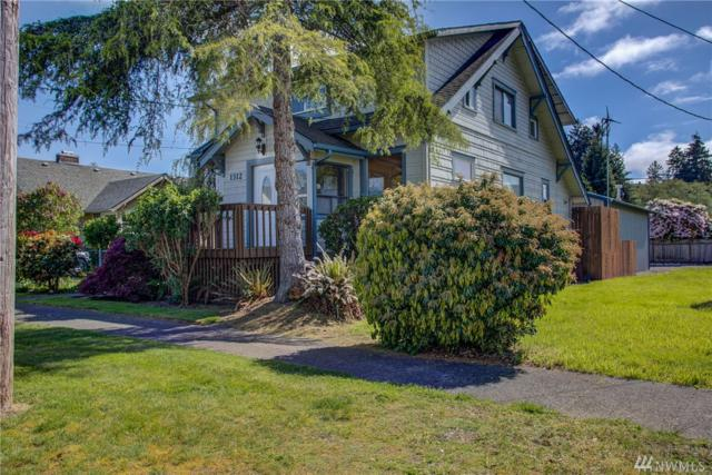 1312 4th St, Cosmopolis, WA 98537 (#1292315) :: Keller Williams Everett