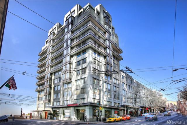 98 Union St #411, Seattle, WA 98101 (#1292336) :: Alchemy Real Estate