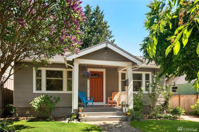 6712 Division Ave NW, Seattle, WA 98117 (#1292405) :: The DiBello Real Estate Group