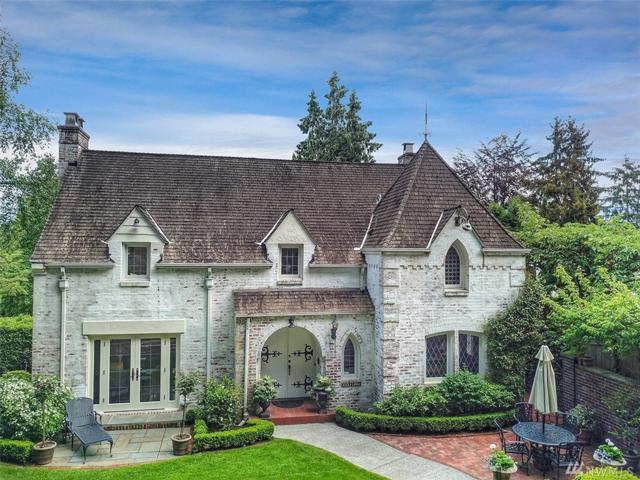 1656 E Interlaken Blvd, Seattle, WA 98112 (#1292441) :: Ben Kinney Real Estate Team