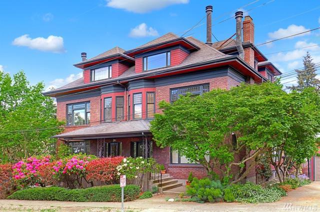 904 E Miller St #5, Seattle, WA 98102 (#1292497) :: Ben Kinney Real Estate Team