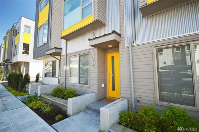 2409 S Holgate St, Seattle, WA 98144 (#1292527) :: Morris Real Estate Group