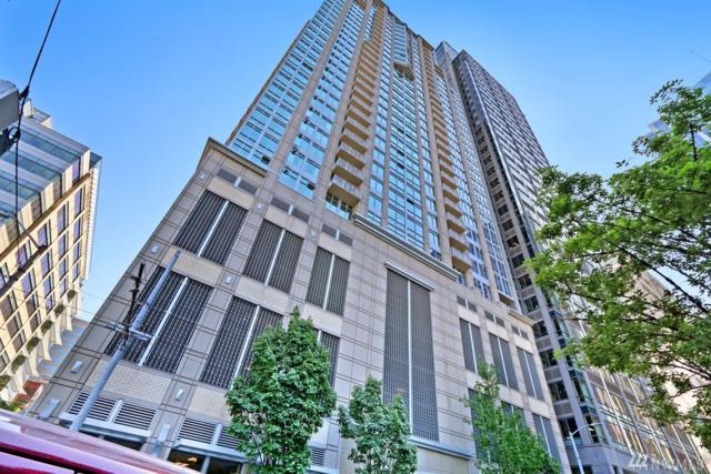819 Virginia St #1510, Seattle, WA 98101 (#1292529) :: Ben Kinney Real Estate Team