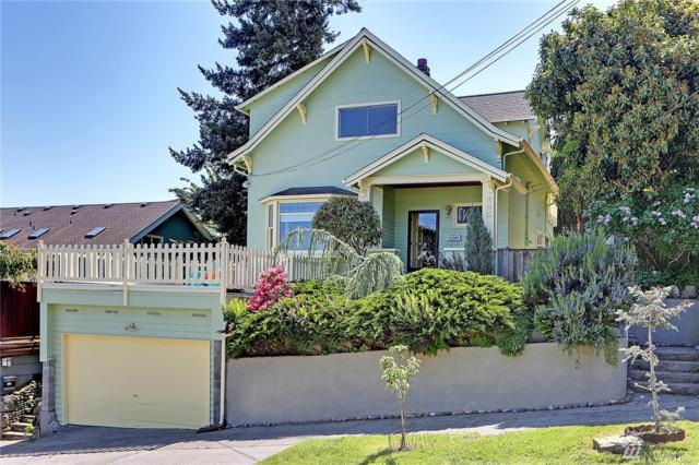 425 N 68th St, Seattle, WA 98103 (#1292569) :: Better Homes and Gardens Real Estate McKenzie Group