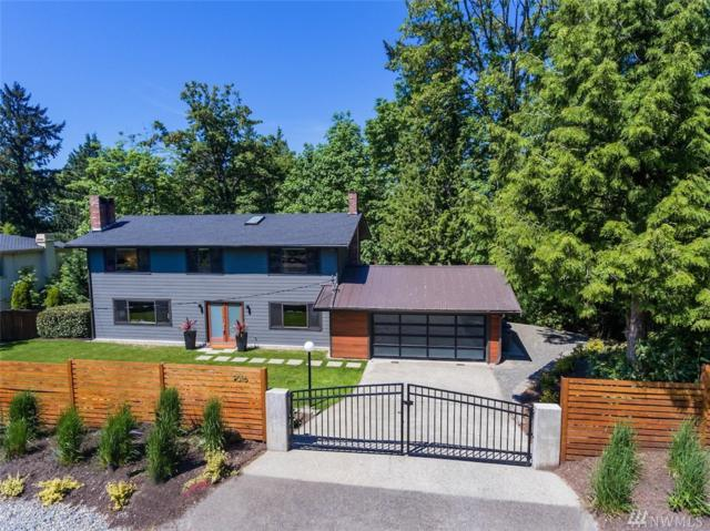 9016 NE 28th St, Clyde Hill, WA 98004 (#1292668) :: Homes on the Sound