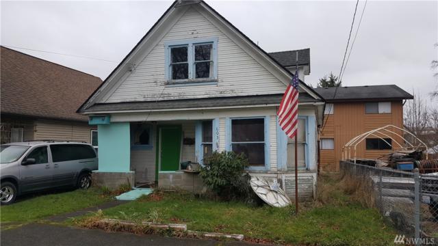 603 6th St, Hoquiam, WA 98550 (#1292706) :: Homes on the Sound