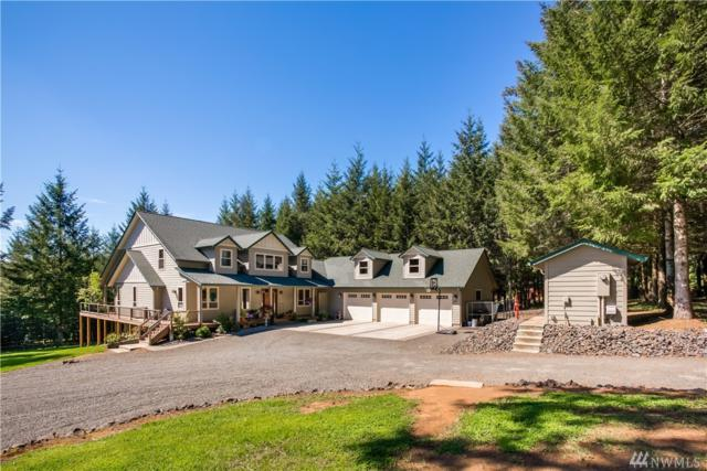 1841 S Silver Lake Rd, Castle Rock, WA 98611 (#1292715) :: Homes on the Sound