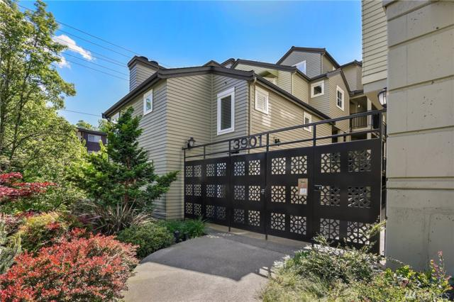 3901 Fremont Ave N #107, Seattle, WA 98103 (#1292851) :: Kwasi Bowie and Associates
