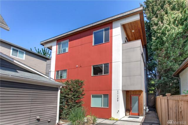 1714 NW 62nd St B, Seattle, WA 98107 (#1292962) :: Ben Kinney Real Estate Team