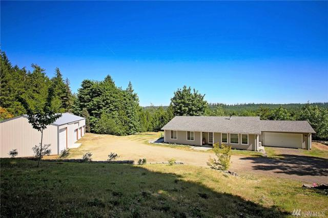 415 NE Bear Creek Dewatto Rd, Belfair, WA 98528 (#1292995) :: Real Estate Solutions Group