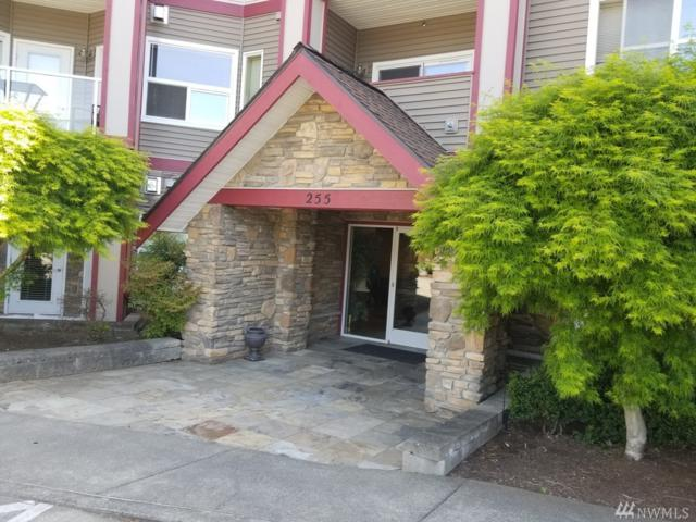 255 W Bakerview #404, Bellingham, WA 98226 (#1293179) :: Kwasi Bowie and Associates