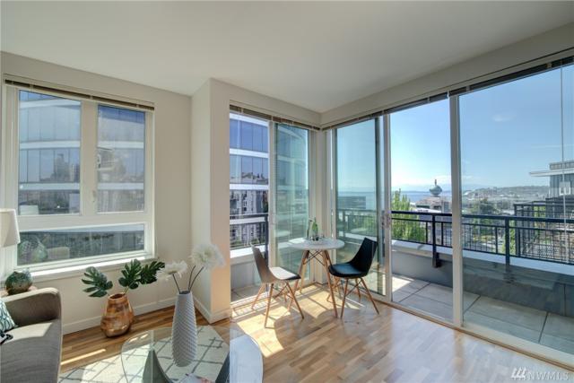 3104 Western Ave #608, Seattle, WA 98121 (#1293191) :: The DiBello Real Estate Group