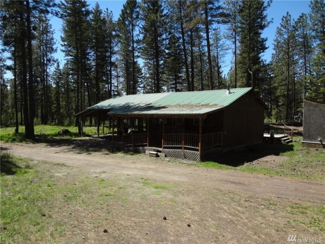 23 Summit Lake Rd, Tonasket, WA 98855 (#1293193) :: Homes on the Sound