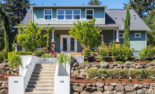9848 NE 21st St, Bellevue, WA 98004 (#1293362) :: Homes on the Sound