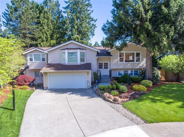 18706 SE 43rd Place, Issaquah, WA 98027 (#1293374) :: Homes on the Sound