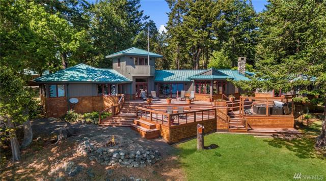 10-and 11 Pearl Island Rd, Friday Harbor, WA 98250 (#1293444) :: Real Estate Solutions Group
