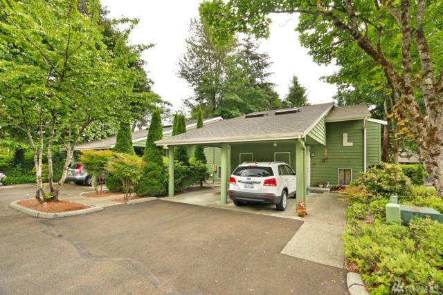 13227 SE 256th St L3, Kent, WA 98042 (#1293452) :: Real Estate Solutions Group