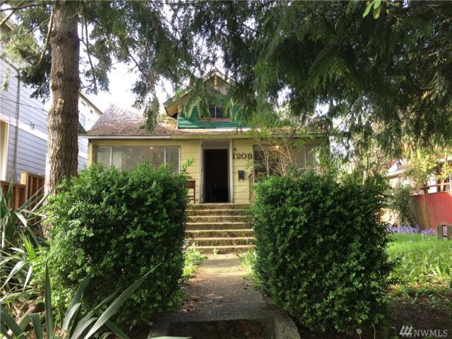 1208 77th St NW, Seattle, WA 98117 (#1293500) :: The DiBello Real Estate Group
