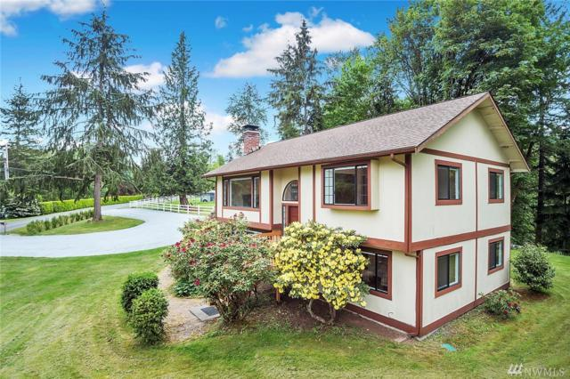 14406 141st Ave SE, Snohomish, WA 98290 (#1293655) :: The Torset Team