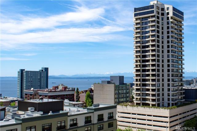 2100 3rd Avenue #1104, Seattle, WA 98121 (#1293695) :: Kwasi Bowie and Associates