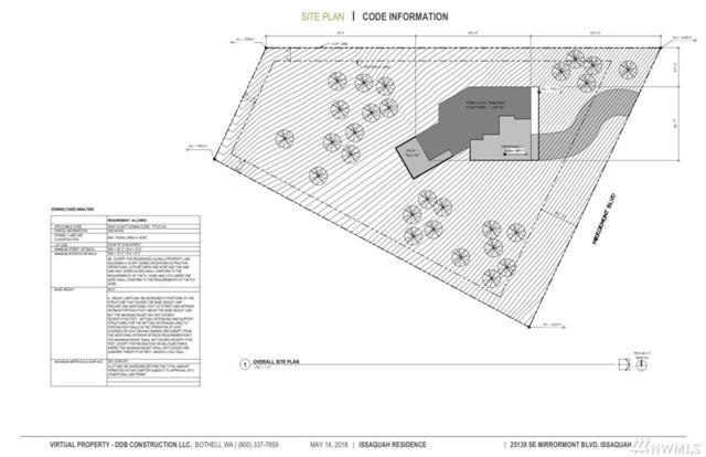 252-XX SE Mirrormont Blvd Lot18, Issaquah, WA 98027 (#1293738) :: Morris Real Estate Group