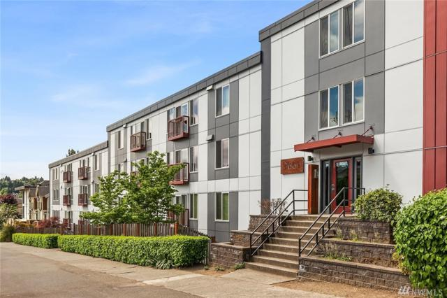 3661 Phinney Ave N #401, Seattle, WA 98103 (#1293765) :: Homes on the Sound