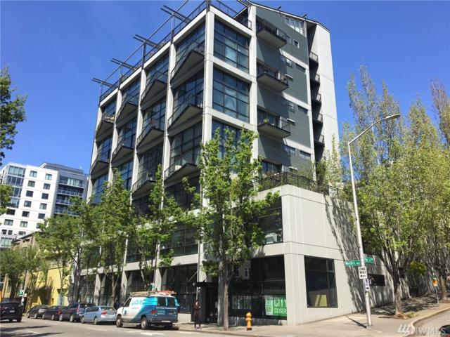 80 Vine St #2600, Seattle, WA 98121 (#1293773) :: Kwasi Bowie and Associates