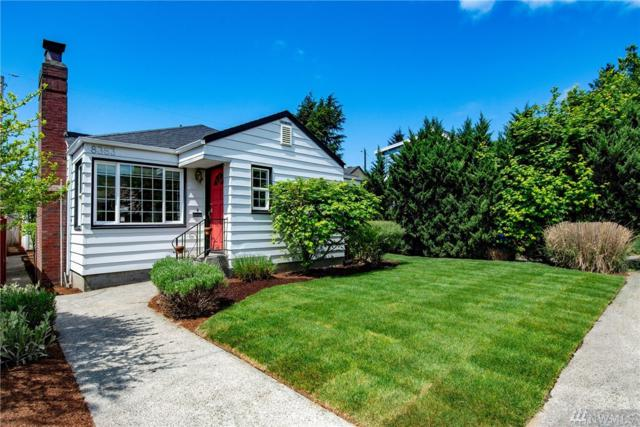 8353 20th Ave NW, Seattle, WA 98117 (#1293777) :: Real Estate Solutions Group