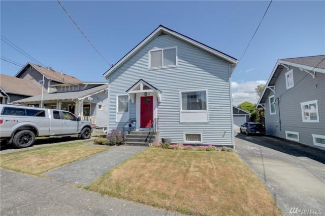 7352 18th Ave NW, Seattle, WA 98117 (#1293963) :: Morris Real Estate Group