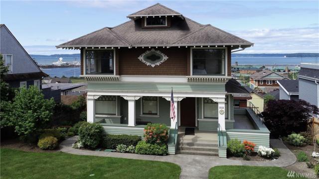 2112 Rucker Ave #2, Everett, WA 98201 (#1293970) :: Homes on the Sound