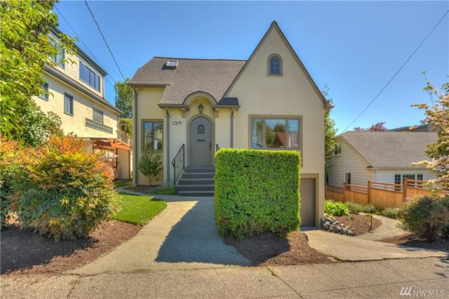 1319 N 40th St, Seattle, WA 98103 (#1294086) :: Alchemy Real Estate