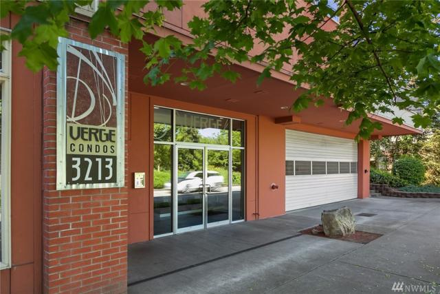 3213 Harbor Ave SW #305, Seattle, WA 98126 (#1294138) :: Kwasi Bowie and Associates