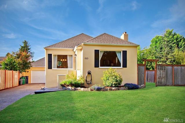 610 N 138th St, Seattle, WA 98133 (#1294205) :: McAuley Real Estate