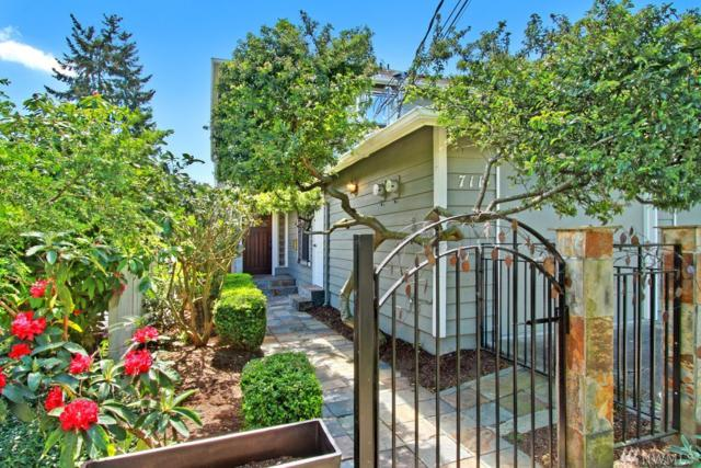711 NW 62nd St B, Seattle, WA 98107 (#1294258) :: Morris Real Estate Group