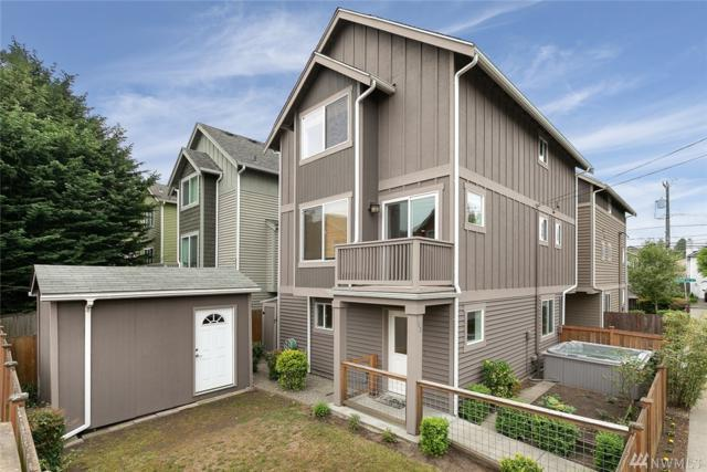 703 N 94th St, Seattle, WA 98103 (#1294283) :: Homes on the Sound
