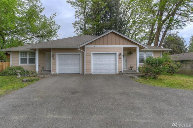 300 X St SE, Tumwater, WA 98501 (#1294360) :: Homes on the Sound