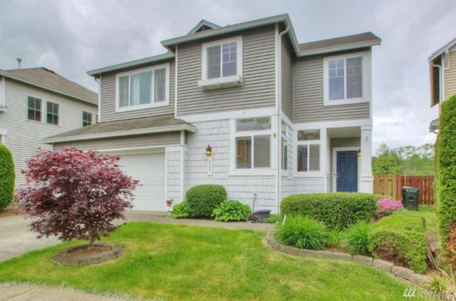 4507 S 222nd St #16, Kent, WA 98032 (#1294422) :: Homes on the Sound