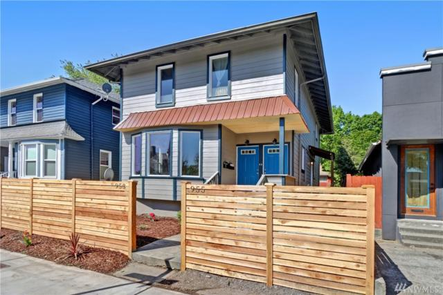 953-955 23rd Ave, Seattle, WA 98122 (#1294463) :: Icon Real Estate Group