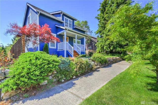 4153 46th Ave SW, Seattle, WA 98116 (#1294490) :: Morris Real Estate Group