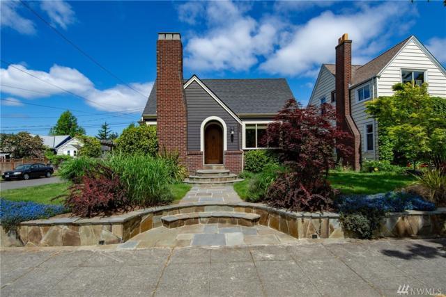 7303 W Green Lake Dr N, Seattle, WA 98103 (#1294542) :: Morris Real Estate Group
