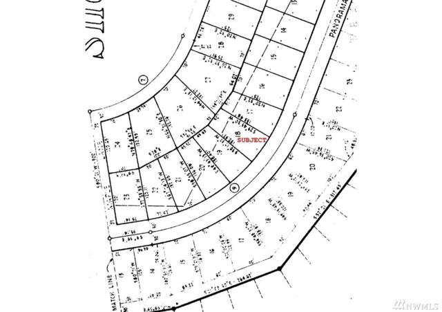 18-Lot E Panorama Dr, Shelton, WA 98584 (#1294548) :: Homes on the Sound