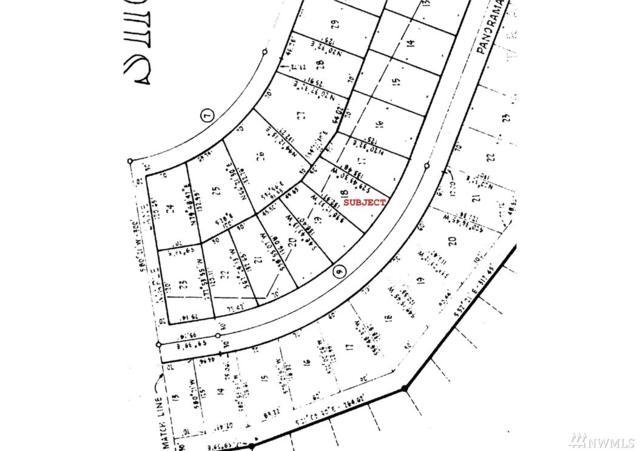 18-Lot E Panorama Dr, Shelton, WA 98584 (#1294548) :: Morris Real Estate Group