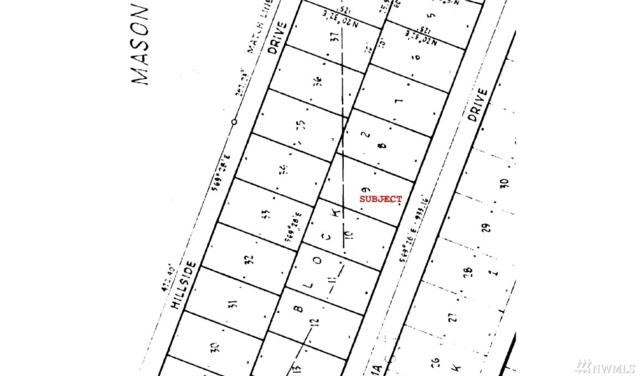 9-Lot E Panorama Dr, Shelton, WA 98584 (#1294608) :: Homes on the Sound