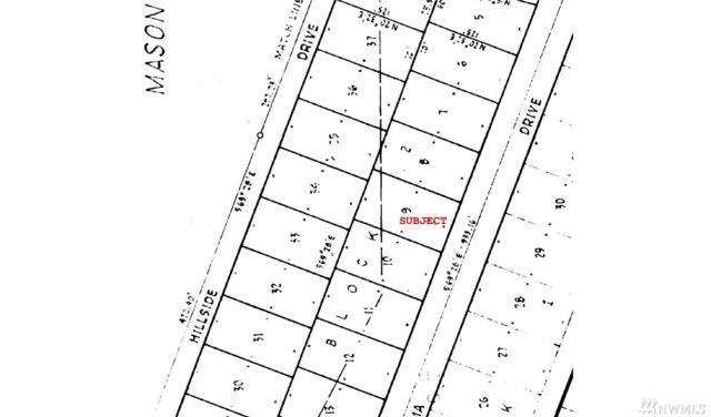 9-Lot E Panorama Dr, Shelton, WA 98584 (#1294608) :: Morris Real Estate Group