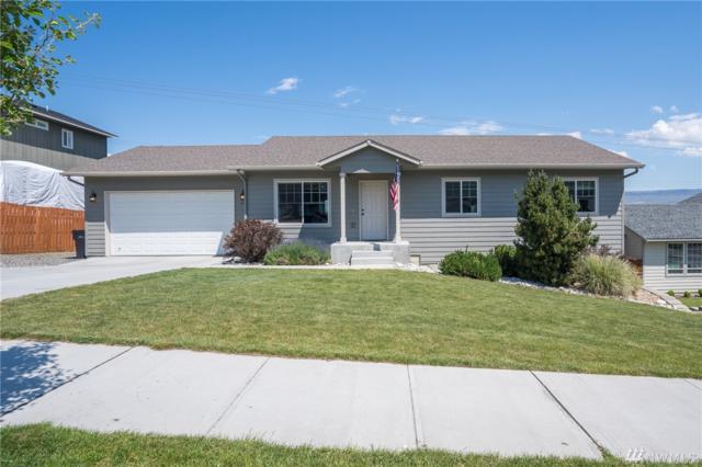 401 Saddlehorn Ave, Wenatchee, WA 98801 (#1294609) :: Ben Kinney Real Estate Team