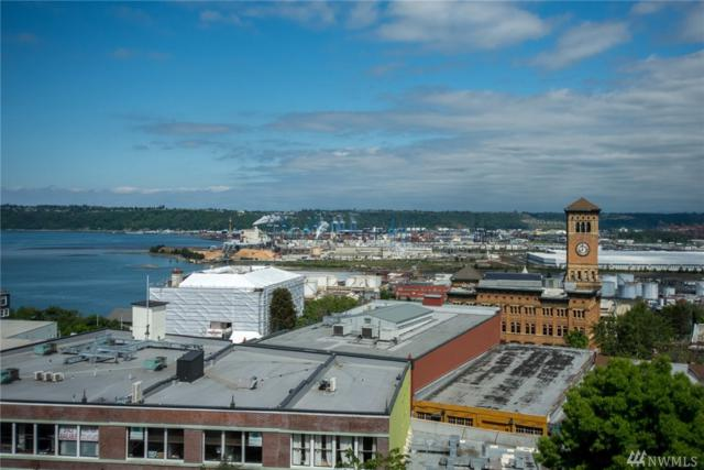 714 Market St #601, Tacoma, WA 98402 (#1294646) :: Better Homes and Gardens Real Estate McKenzie Group